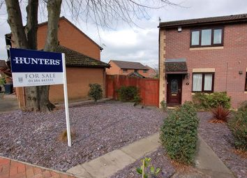 Thumbnail 2 bed semi-detached house for sale in Maple Grove, Kingswinford