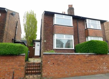 Thumbnail 2 bed semi-detached house for sale in Ash Street, Cheadle Heath, Stockport