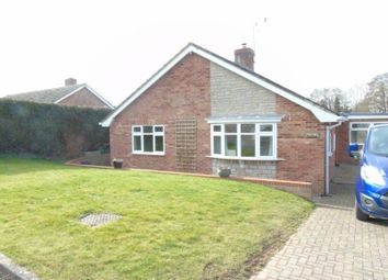 Thumbnail 3 bed bungalow to rent in Sixth Avenue Close, Greytree