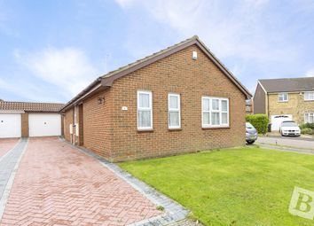 Thumbnail 3 bed detached bungalow for sale in Harrowby Gardens, Northfleet, Gravesend, Kent
