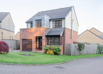 Thumbnail 4 bedroom detached house for sale in Ballantrae, East Kilbride, Glasgow
