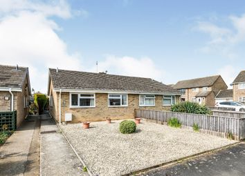 Thumbnail 2 bedroom semi-detached bungalow for sale in Oakfield Road, Carterton