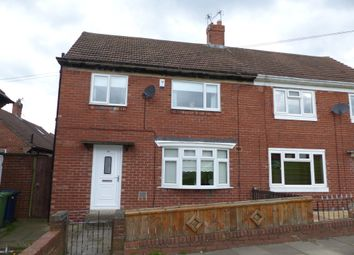 Thumbnail 3 bed semi-detached house for sale in Coverley Road, Sunderland