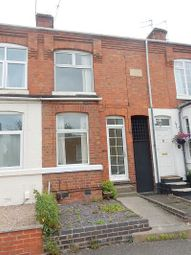 Thumbnail 2 bedroom terraced house to rent in Regent Street, Oadby, Leicester