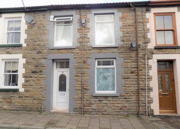Thumbnail 3 bedroom terraced house for sale in Treasure Street, Treorchy, Rhondda Cynon Taff.