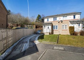Thumbnail 3 bed semi-detached house for sale in Scaraben Crescent, Glenrothes, Fife, Scotland