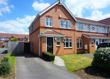 Thumbnail 3 bed end terrace house for sale in Croftwood Grove, Prescot