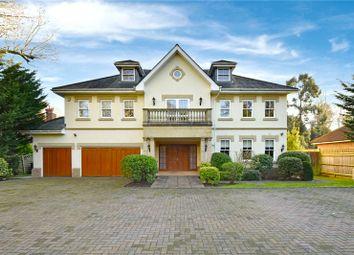 Thumbnail 5 bed detached house for sale in Fairoak Lane, Oxshott, Surrey