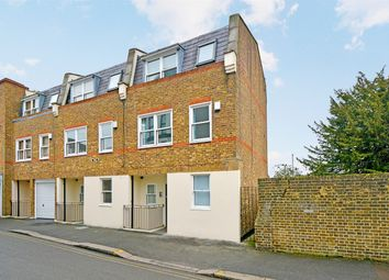 Thumbnail 4 bed end terrace house for sale in The Crescent, Wimbledon Park, London
