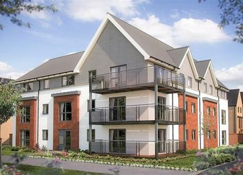 Thumbnail 2 bed flat for sale in Plot 110 Deban House, Ribbans Park, Foxhall Road, Ipswich, Suffolk