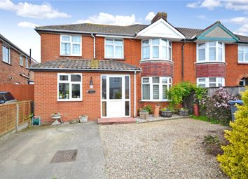 Thumbnail 3 bed detached house for sale in Gulpher Road, Felixstowe