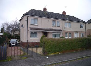 Thumbnail 3 bed semi-detached house for sale in Corrie Drive, Motherwell