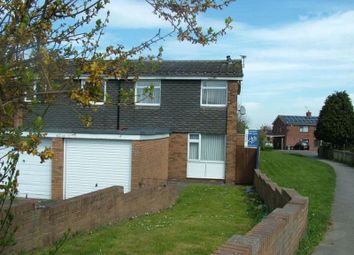 2 bed semi-detached house to rent in Chequers Close, Pontefract WF8