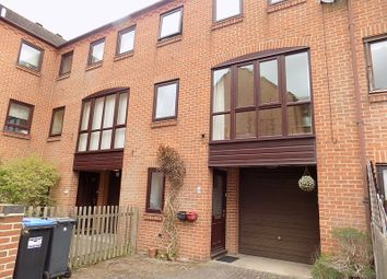 Thumbnail Town house for sale in Boswell Court, Ashbourne