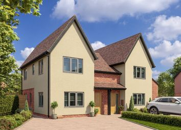 Thumbnail 2 bed semi-detached house for sale in Poppy Field, North Of Water Lane, Steeple Bumpstead