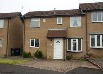 Thumbnail 2 bed terraced house to rent in Dereham Court, Westerhope, Newcastle Upon Tyne