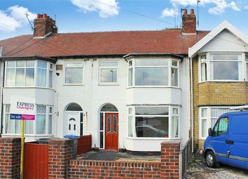 Thumbnail 3 bed terraced house for sale in Warbreck Hill Road, Blackpool, Lancashire