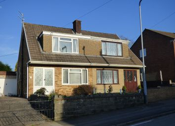 Thumbnail 3 bed property for sale in 7 Trevallen Avenue, Cimla, Neath .