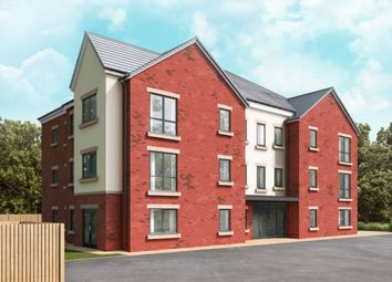 Thumbnail 2 bed flat for sale in Loansdean, Morpeth