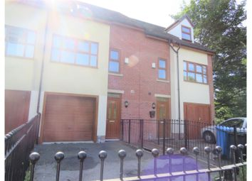 Thumbnail 5 bed town house to rent in Grimesthorpe Road, Sheffield