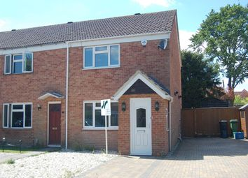 Thumbnail 2 bed property to rent in Kennet Close, Hartmead Road, Thatcham