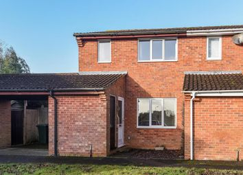Thumbnail 2 bedroom terraced house for sale in Wensum Crescent, Bicester