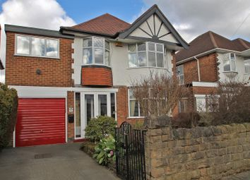 Thumbnail 3 bed detached house for sale in Littlegreen Road, Woodthorpe, Nottingham