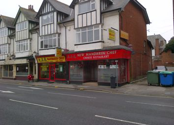 Thumbnail Retail premises to let in 79 Commercial Road, Ashley Cross, Poole, Dorset