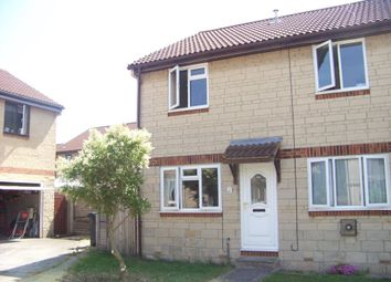 Thumbnail 2 bedroom property to rent in Botham Close, Weston-Super-Mare