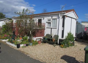 Thumbnail 1 bedroom mobile/park home for sale in Epperston Residential Park, Grimsby, Lincolnshire (Ref 5130)