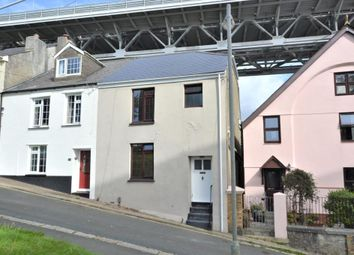 Thumbnail 2 bed end terrace house for sale in Lower Fore Street, Saltash