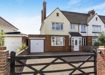 Thumbnail 3 bed semi-detached house for sale in South Park Road, Maidstone