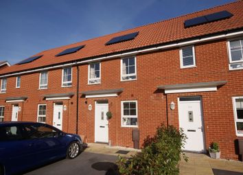Thumbnail 2 bed terraced house for sale in Cockerell Close, Lee-On-The-Solent