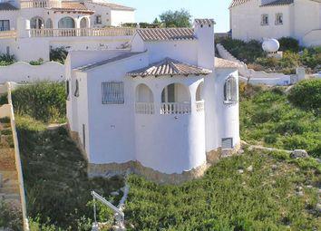 Thumbnail 2 bed villa for sale in Moraira Valencia, Moraira, Valencia