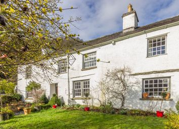 Thumbnail 4 bedroom farmhouse for sale in Cartmel Fell, Windermere