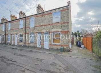 Thumbnail 3 bed end terrace house for sale in Weston Road, Wisbech