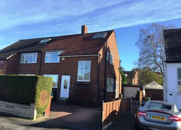Thumbnail 3 bed semi-detached house to rent in Kirkwood Crescent, Cookridge, Leeds