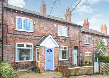 Thumbnail 2 bed terraced house for sale in Ladyfield Terrace, Wilmslow, Cheshire