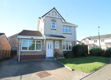 Thumbnail 3 bed detached house for sale in Craigengar Avenue, Uphall, Broxburn