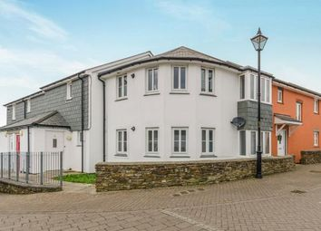 Thumbnail 2 bed flat for sale in Redruth, Cornwall, United Kingdom