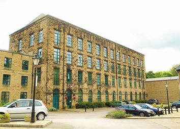 Thumbnail 2 bed flat for sale in Mill Street, Uppermill