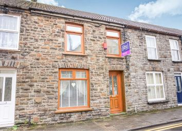 Thumbnail 3 bed terraced house for sale in Gelligaled Road, Pentre, Rct