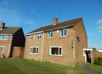 Thumbnail 3 bedroom semi-detached house for sale in Edendale Avenue, Blyth