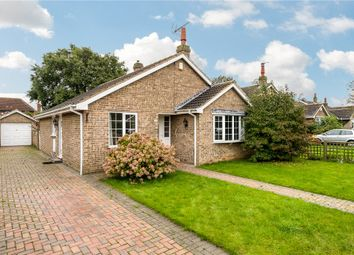 Thumbnail Detached bungalow for sale in Prince Rupert Drive, Tockwith, York, North Yorkshire