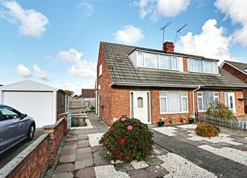 Thumbnail 2 bed semi-detached house for sale in Capstan Road, Hull