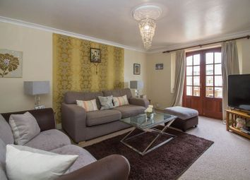 Thumbnail 2 bed terraced house for sale in St. Georges Close, Warminster