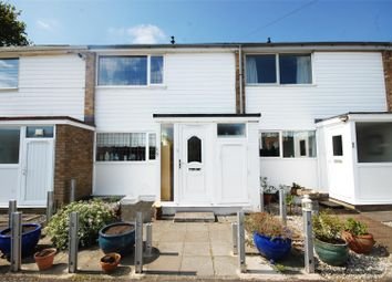 Thumbnail 3 bed terraced house to rent in Holles Close, Hampton