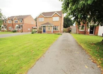 Thumbnail 2 bed semi-detached house to rent in Kirkby Avenue, Selby
