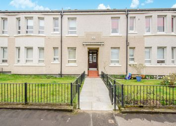 Thumbnail 2 bed flat for sale in Bangorshill Street, Thornliebank, Glasgow