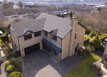 Thumbnail 5 bed detached house for sale in Ridge Court, Burnley
